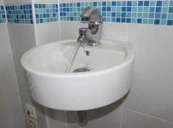 Blocked Sinks