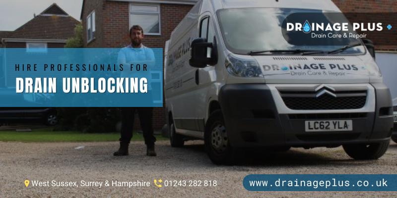 Drain Unblocking Services